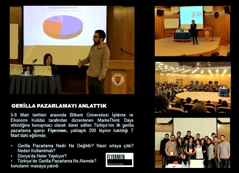 Bilkent Üniversitesi Gerilla Pazarlama Eğitimi_Marketing