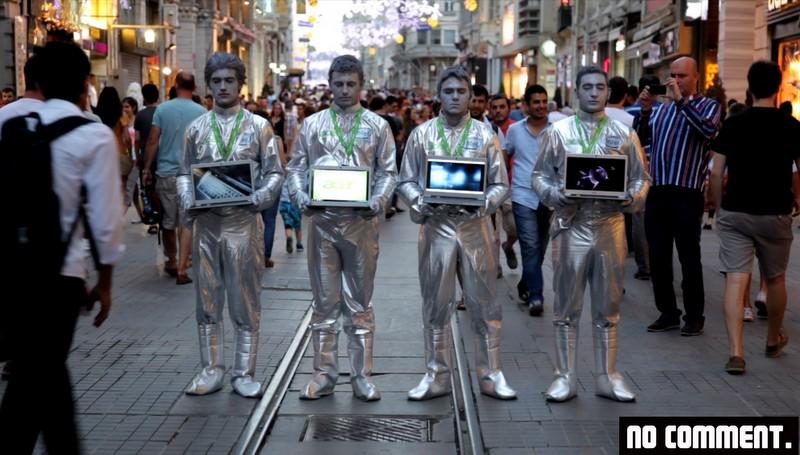 Acer S3 Ultrabook_Bilgisayar_Non-traditional Direct Marketing_Türkiye_İstanbul_No Comment Creative Communication Agency_doğrudan pazarlama_gerilla
